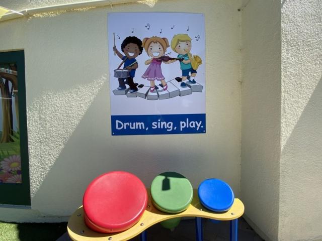 Music at preschool