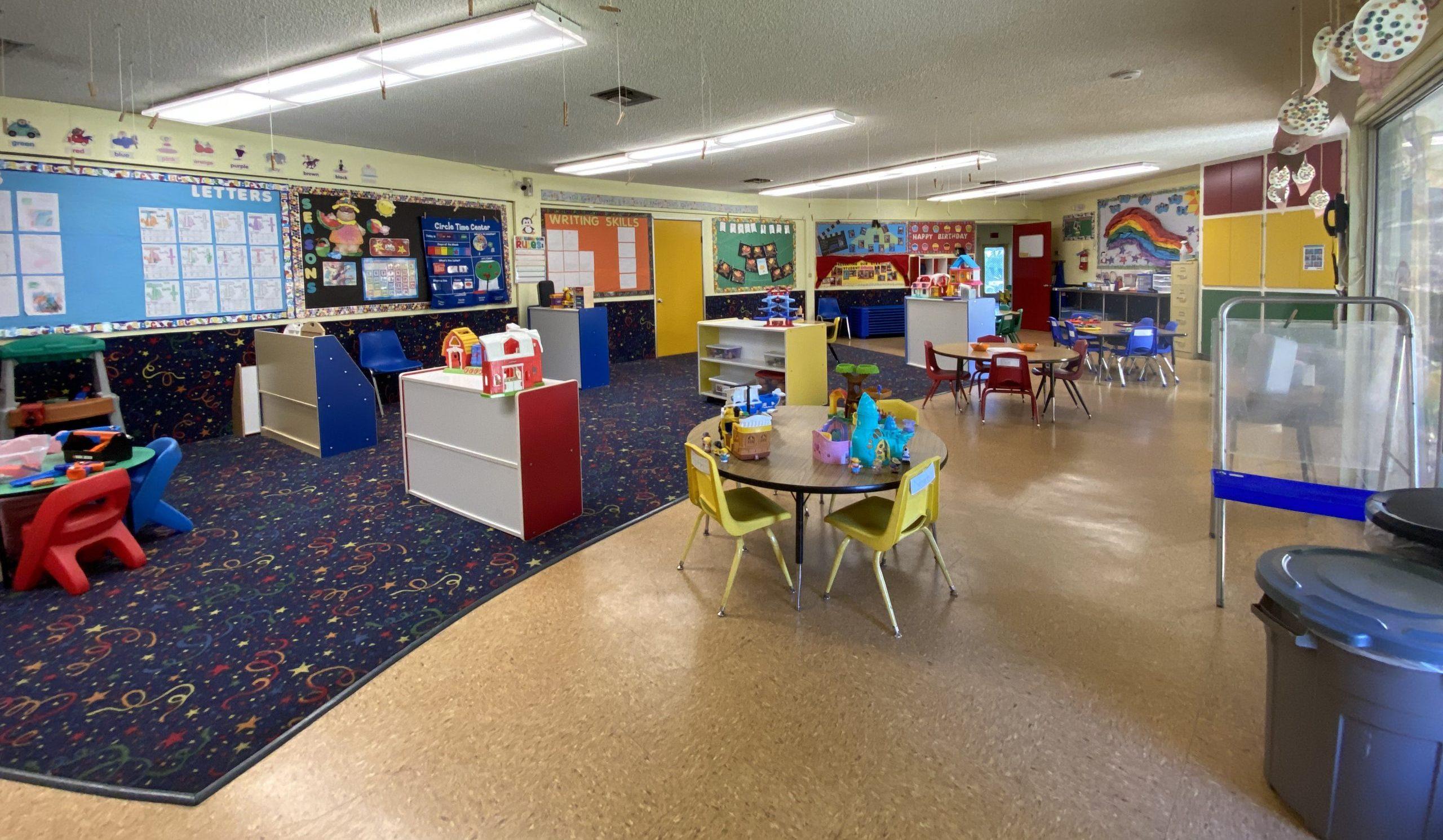 Safe Preschool in Warner Center