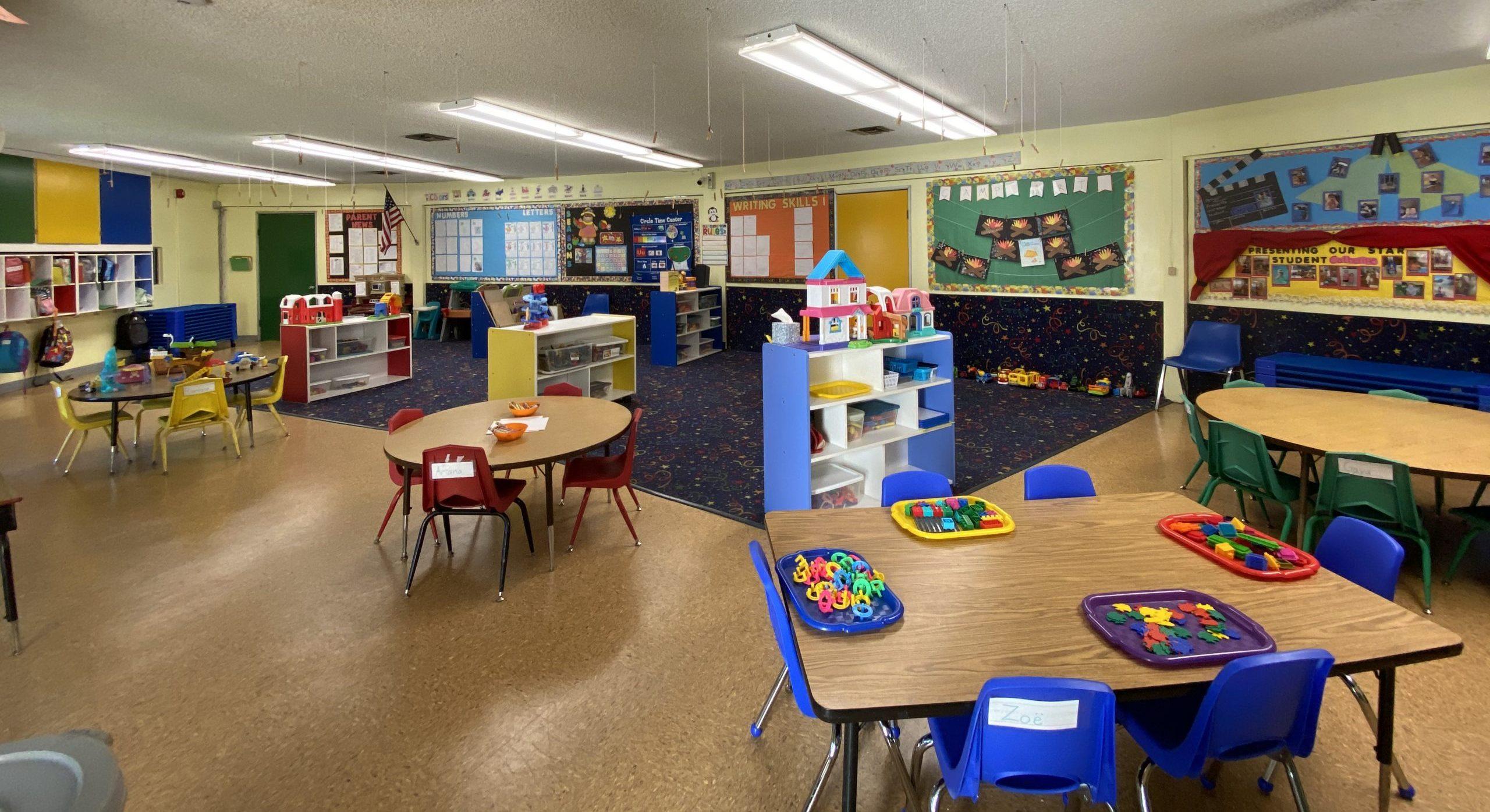 Wonderful safe daycare preschool woodland hills