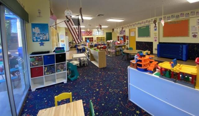 warner center daycare preschool