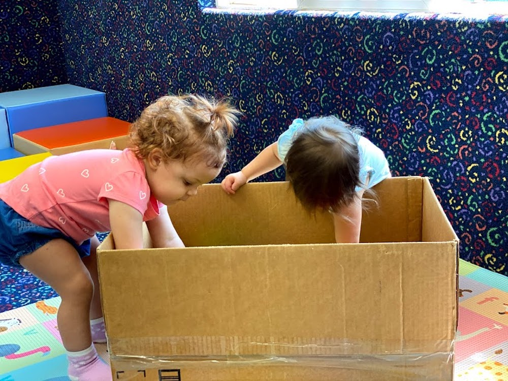 Learning with Parts Boxes
