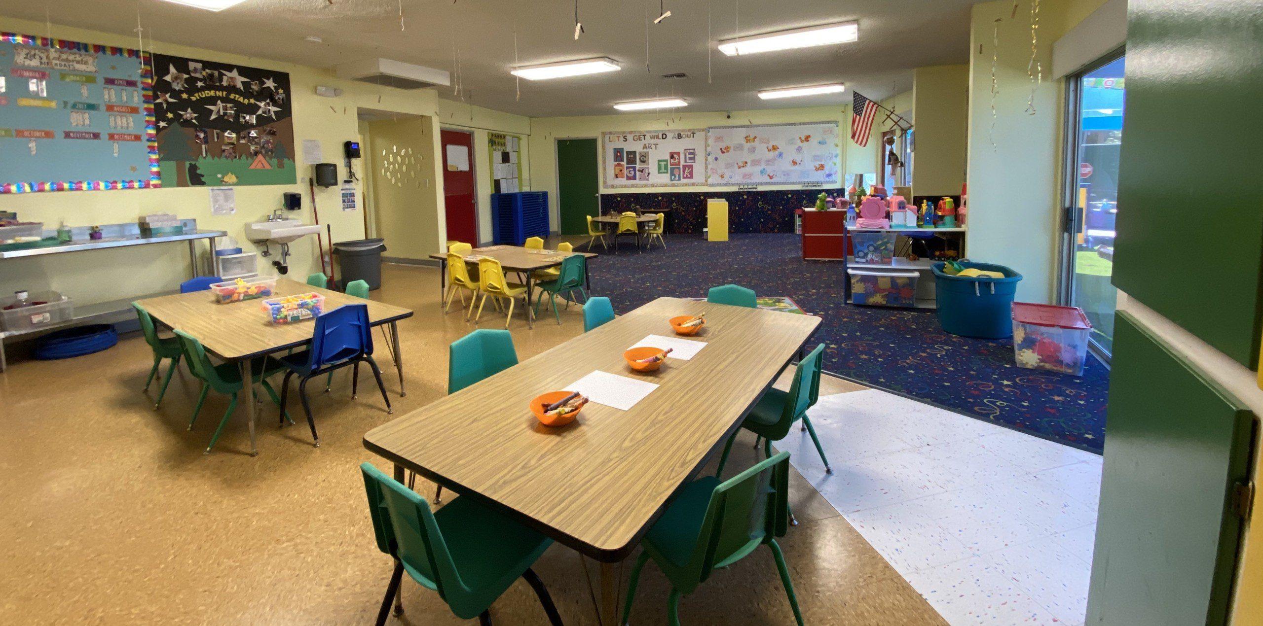 Halsey Schools Preschool in Woodland Hills #1 voted early childhood development