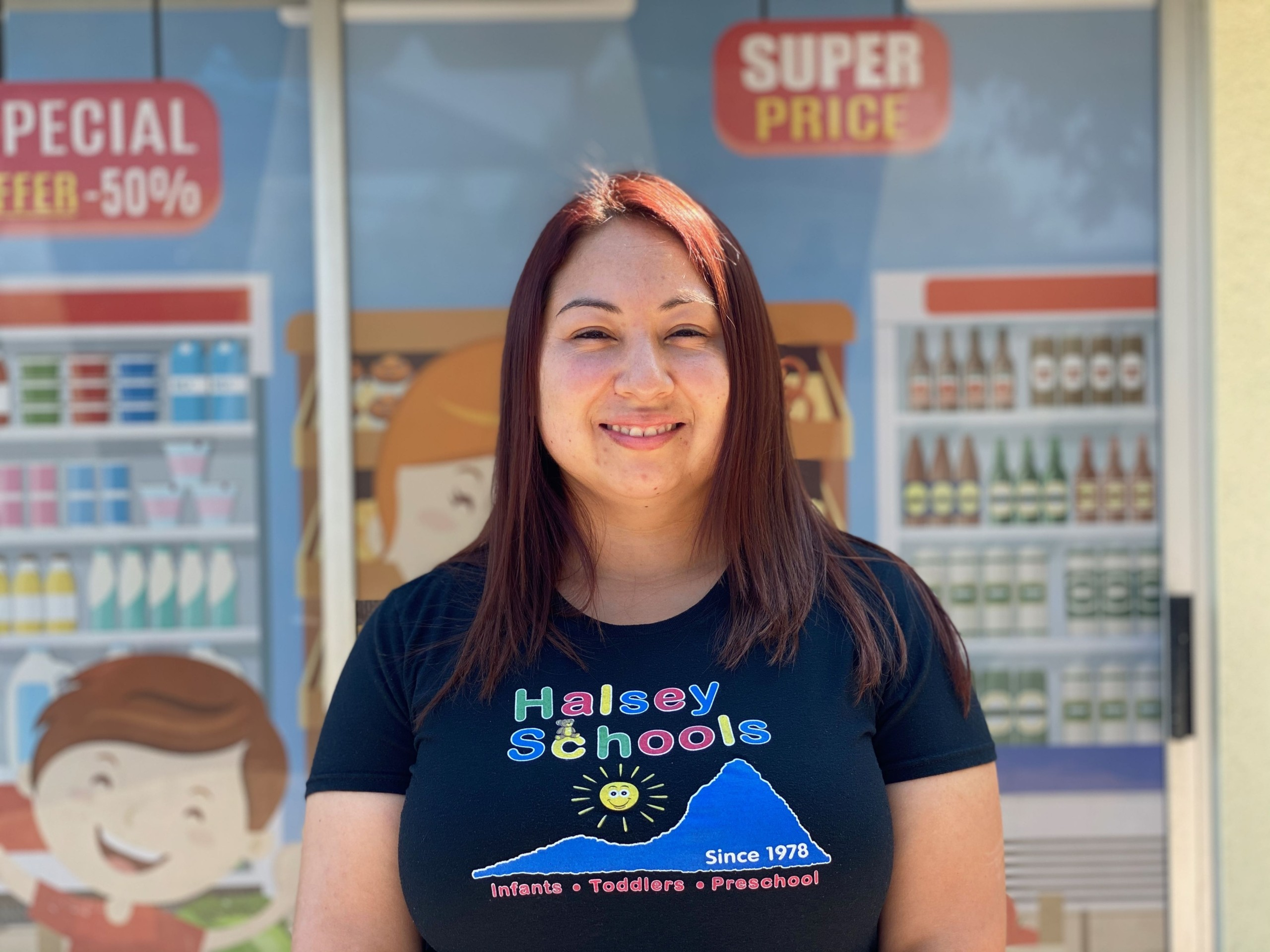 Ms Vanessa preschool care warner center