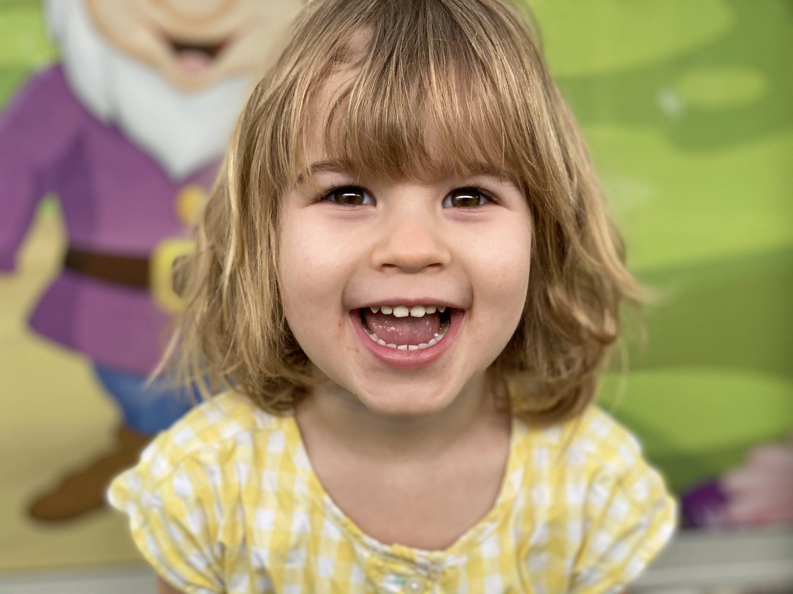 Happy Preschooler Woodland Hills